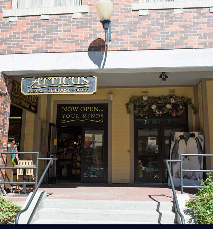 Atticus Coffee Books & Teahouse