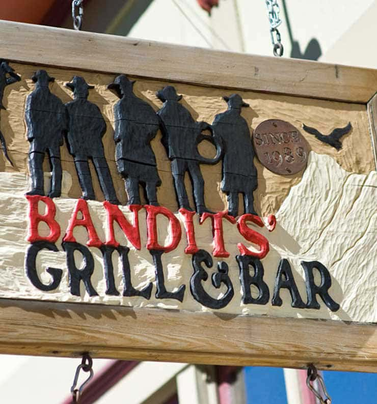 Bandits Grill and Bar