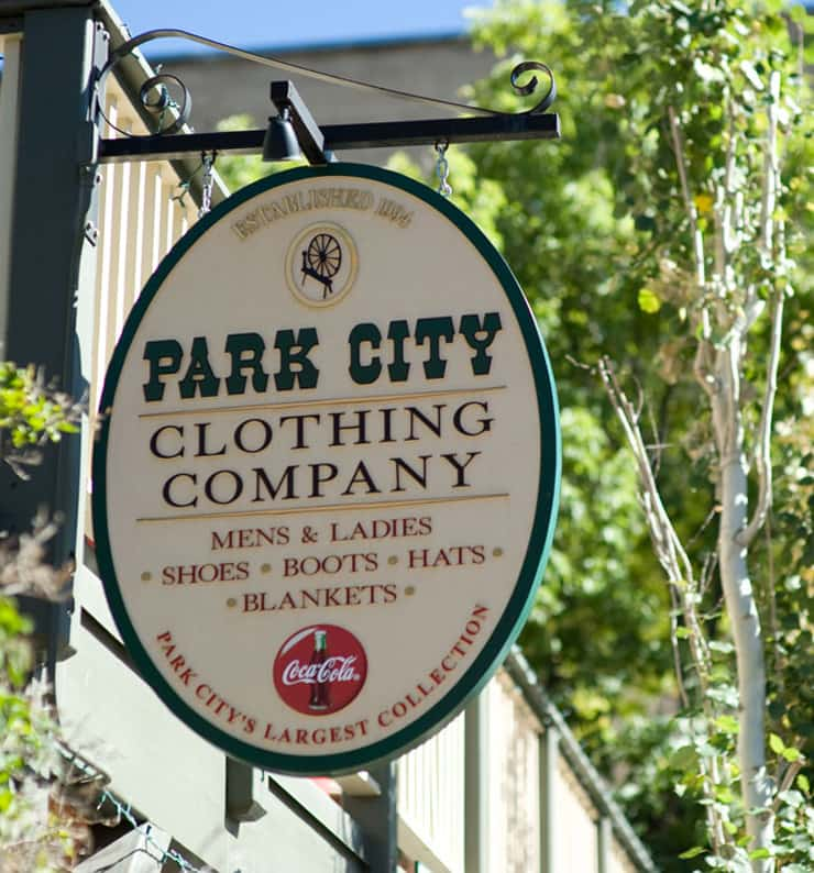Park City Clothing Company
