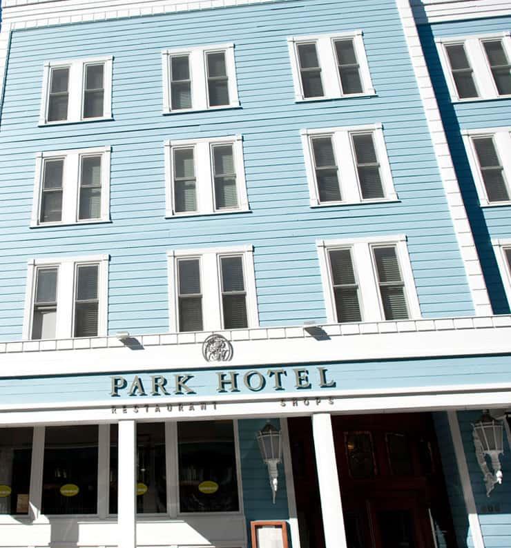 Park Hotel Condominiums