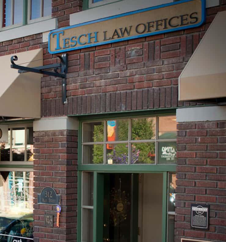 Tesch Law Offices PC