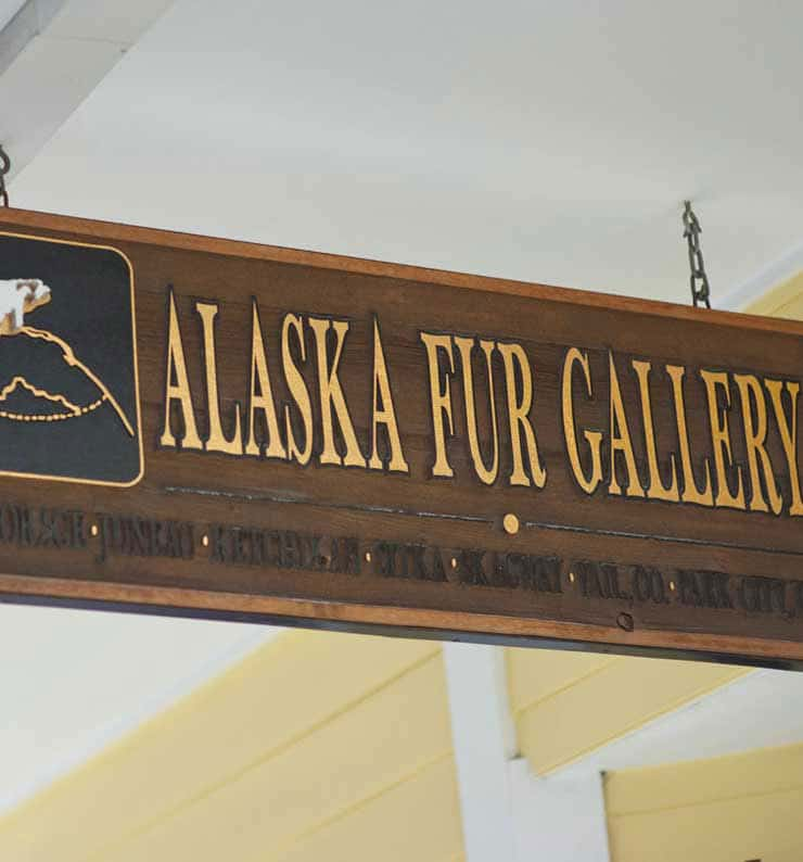 Sitka Fur Gallery