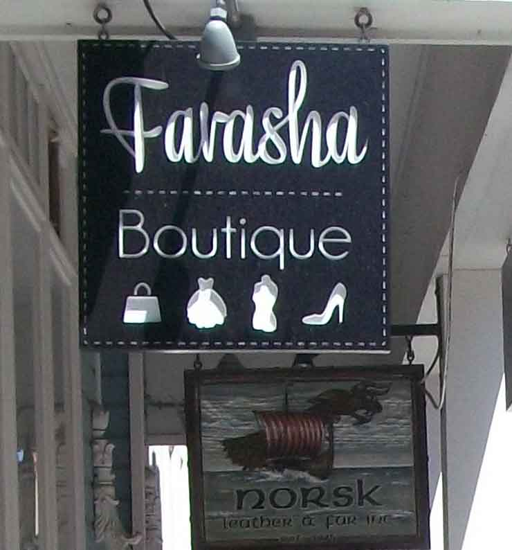Farasha Boutique