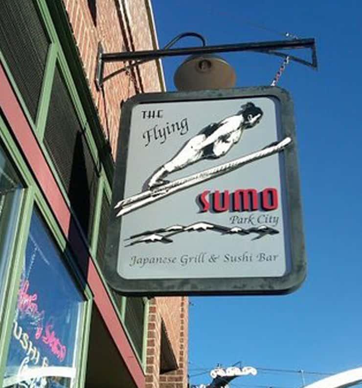 Flying Sumo