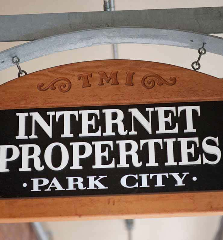Internet Properties Park City