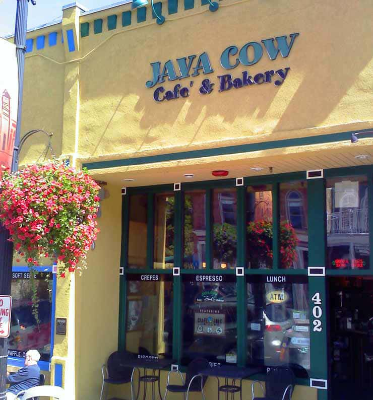 Java Cow Coffee & Ice Cream