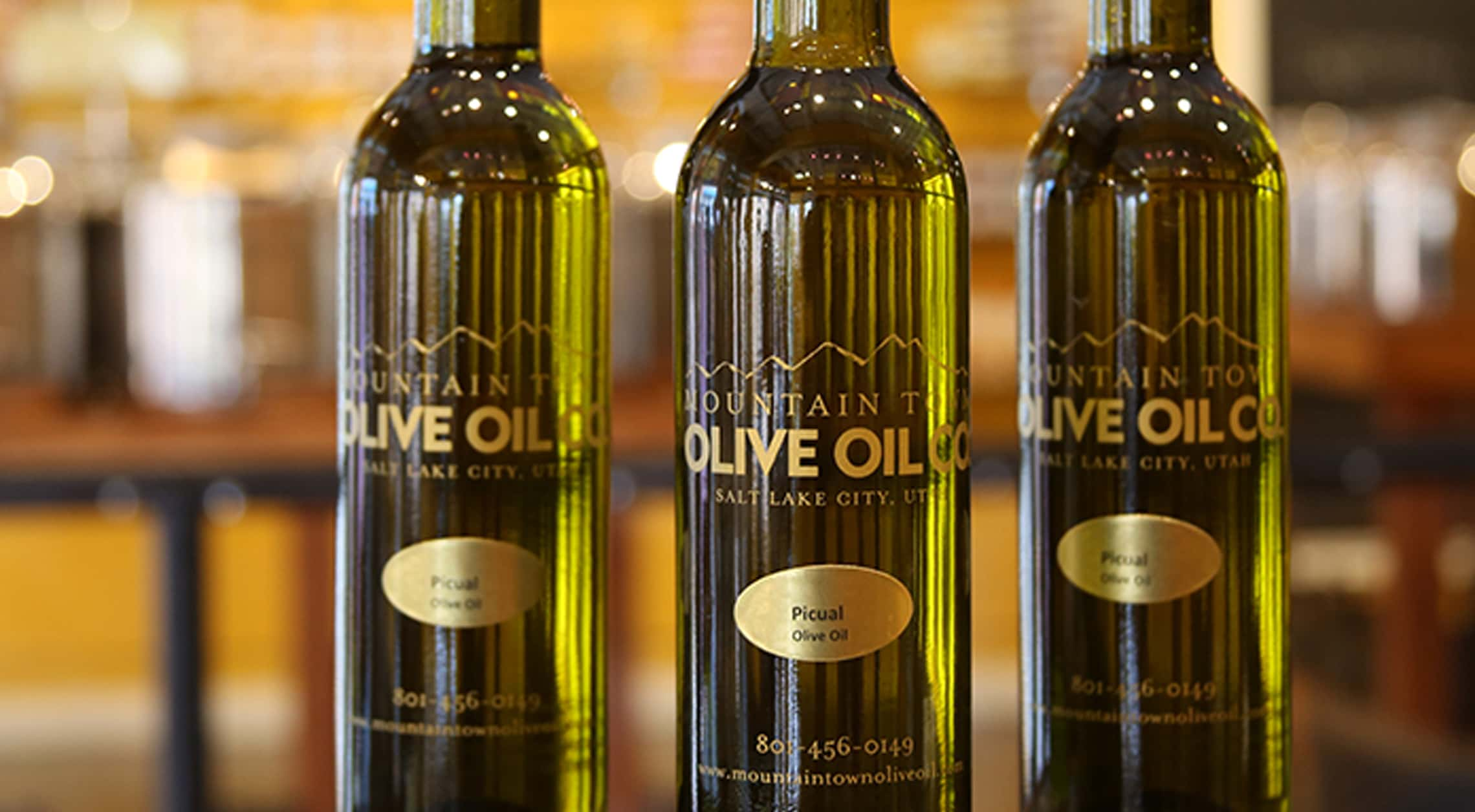 Meet the Merchant: Mountain Town Olive Oil