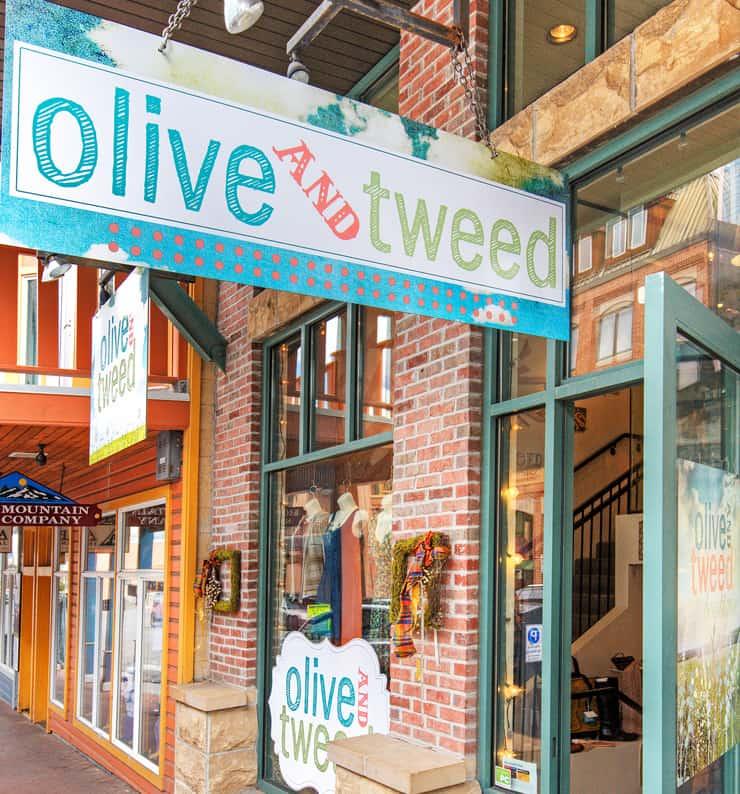 Olive & Tweed