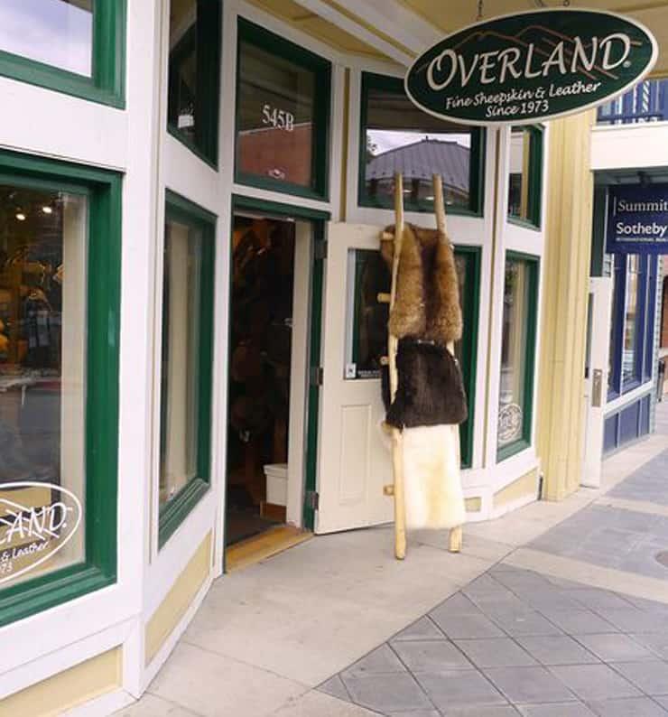 Overland Sheepskin Company