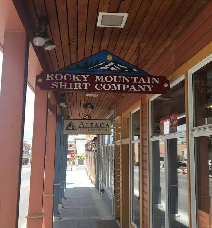 Rocky Mountain T-Shirt Company