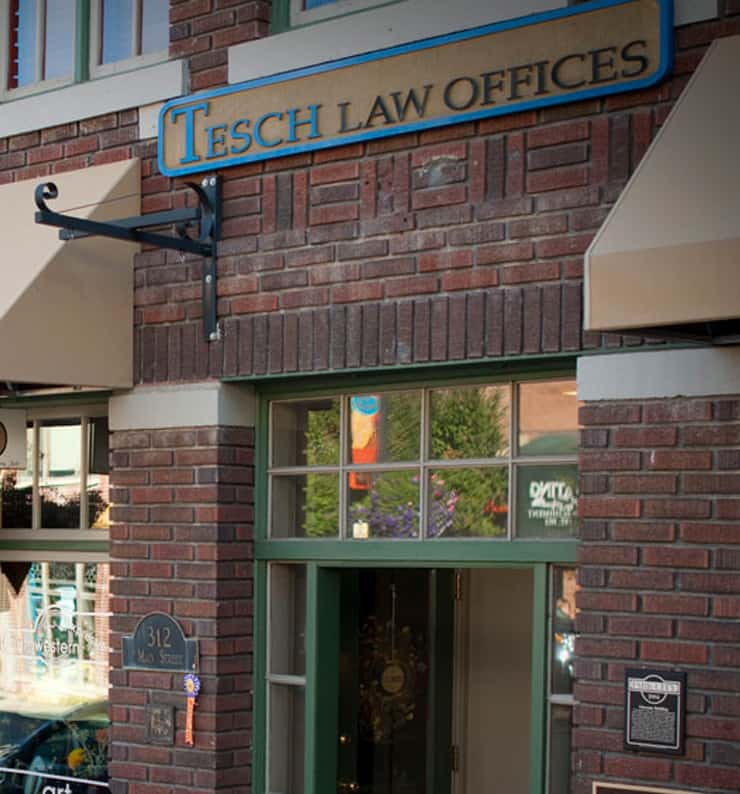 Tesch Law Offices PC