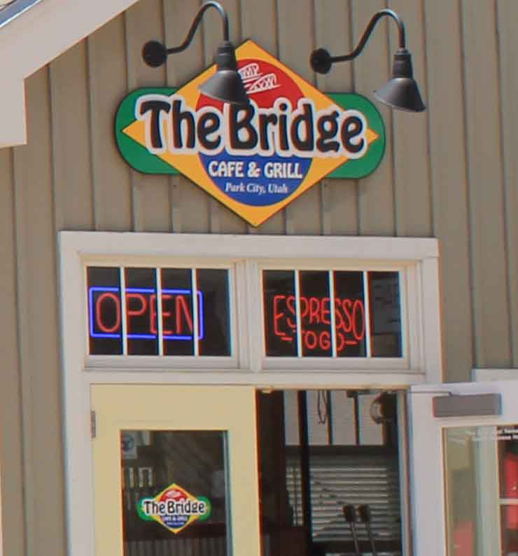 The Bridge Cafe and Grill