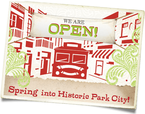 Spring Into Historic Park City